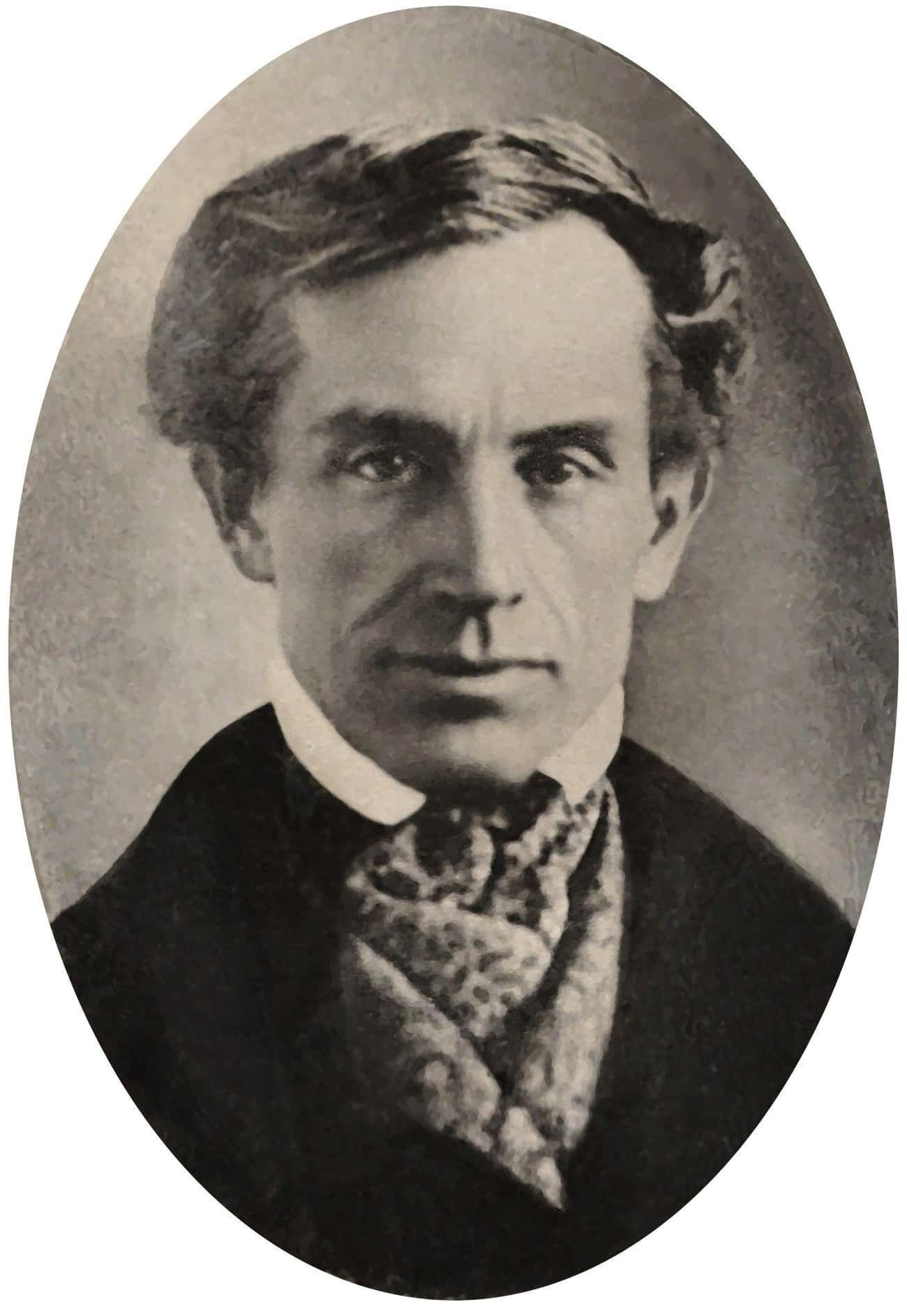 Samuel Morse Created Morse Code After Being Out Of Town When His Wife Died - And He Missed The Funeral