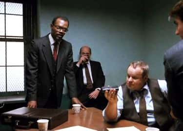 Samuel L. Jackson is listed (or ranked) 1 on the list 18 Big Stars Who Showed Up On 'Law & Order' Before They Were Famous