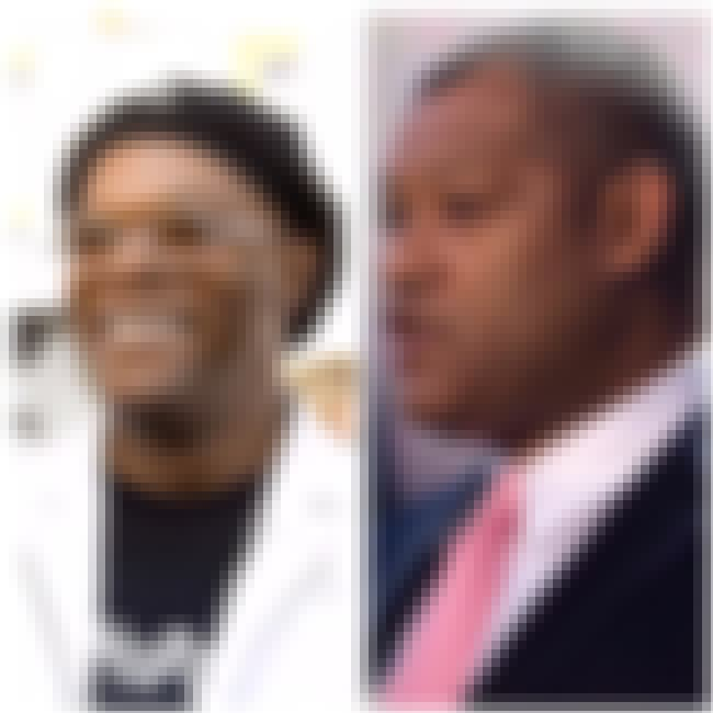 Samuel L. Jackson is listed (or ranked) 4 on the list Celebrities Who Were Mistaken For Each Other By The Media