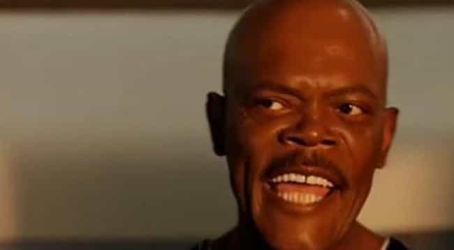Samuel L. Jackson is listed (or ranked) 1 on the list 16 Actors Who Have Crafted Swearing Into An Art Form