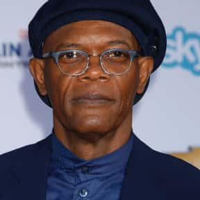 Samuel L. Jackson is listed (or ranked) 8 on the list Famous Men You'd Want to Have a Beer With