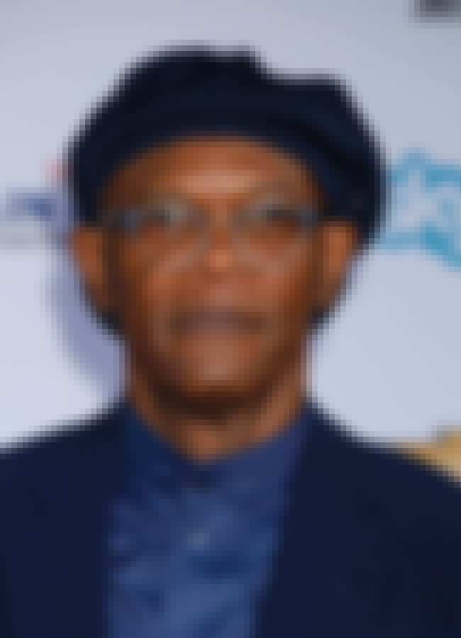 Samuel L. Jackson is listed (or ranked) 2 on the list Oscar Loser Faces, Ranked