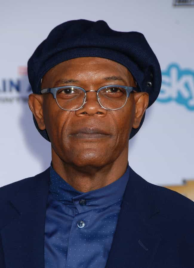 Samuel L. Jackson is listed (or ranked) 1 on the list 9 Famous People Who Were Kicked Out of College