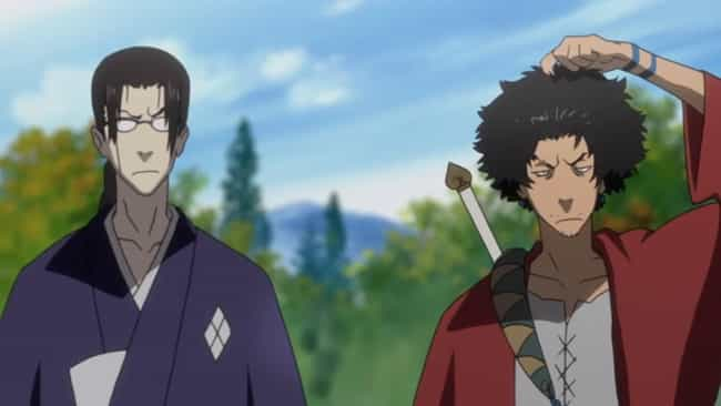 Samurai Champloo is listed (or ranked) 4 on the list 11 Great Anime That Deserve Live Action Movie Adaptations