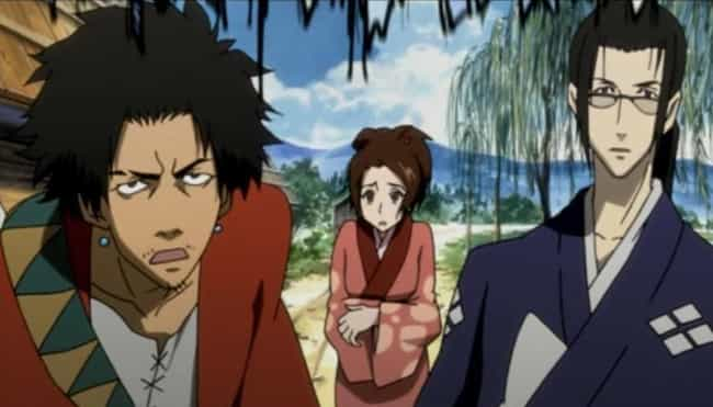Samurai Champloo is listed (or ranked) 3 on the list The 14 Best Anime With Standalone Episodes
