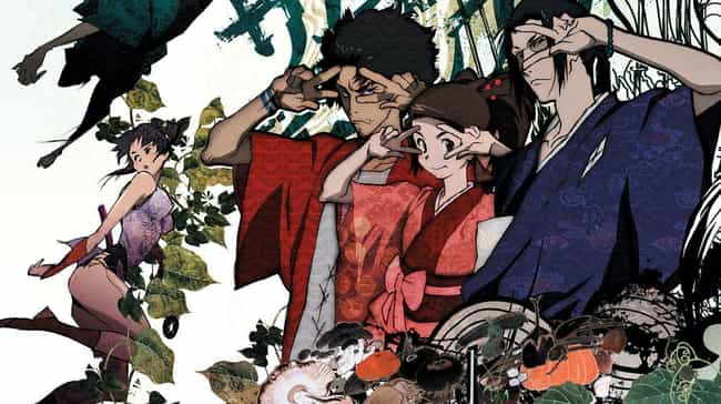 Samurai Champloo is listed (or ranked) 1 on the list The 13 Best Anime Like Cowboy Bebop