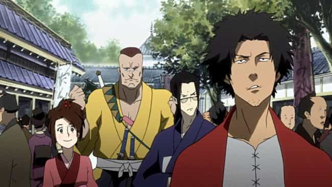 Samurai Champloo is listed (or ranked) 3 on the list The 13 Best Anime Like Samurai Jack