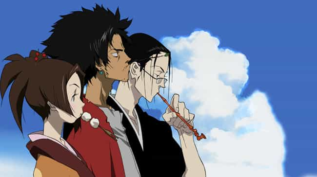 Samurai Champloo is listed (or ranked) 2 on the list The 24 Best Anime That Isn't Based On A Manga Series