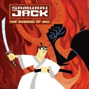 Samurai Jack is listed (or ranked) 24 on the list The Greatest Animated Series Ever Made