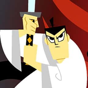 Samurai Jack is listed (or ranked) 24 on the list The Best Anime Swordsman of All Time