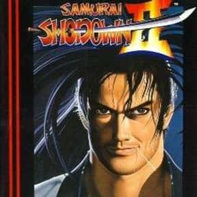 Samurai Shodown II is listed (or ranked) 4 on the list The Best Neo Geo Fighting Games