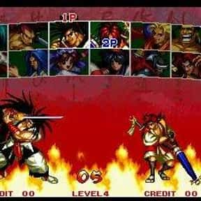 Samurai Shodown III is listed (or ranked) 23 on the list The Best Neo Geo Fighting Games