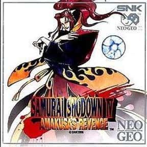 Samurai Shodown IV is listed (or ranked) 17 on the list The Best Sega Saturn Fighting Games