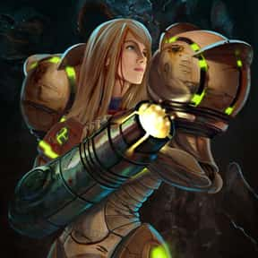 Samus Aran is listed (or ranked) 1 on the list The Hottest Video Game Vixens of All Time