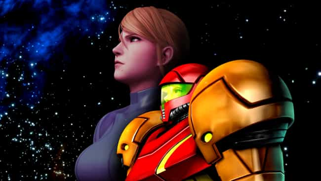 Samus Aran is listed (or ranked) 4 on the list Video Game Characters Who've Been Out of Work for Too Long