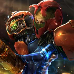 Samus Aran is listed (or ranked) 12 on the list The Best Jumping Characters in Gaming History