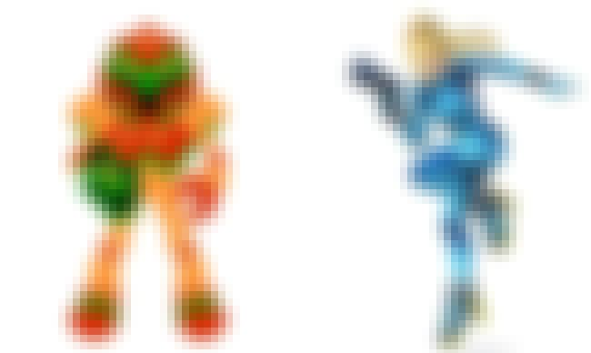 Samus Aran is listed (or ranked) 4 on the list The Evolution Of Your Favorite Video Game Characters Over Time