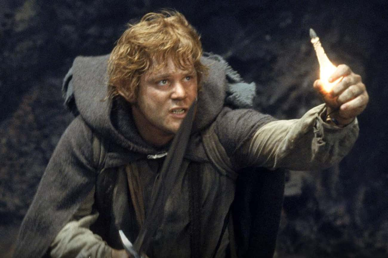 Samwise Gamgee is listed (or ranked) 3 on the list The Best Fictional Characters Who Never Give Up
