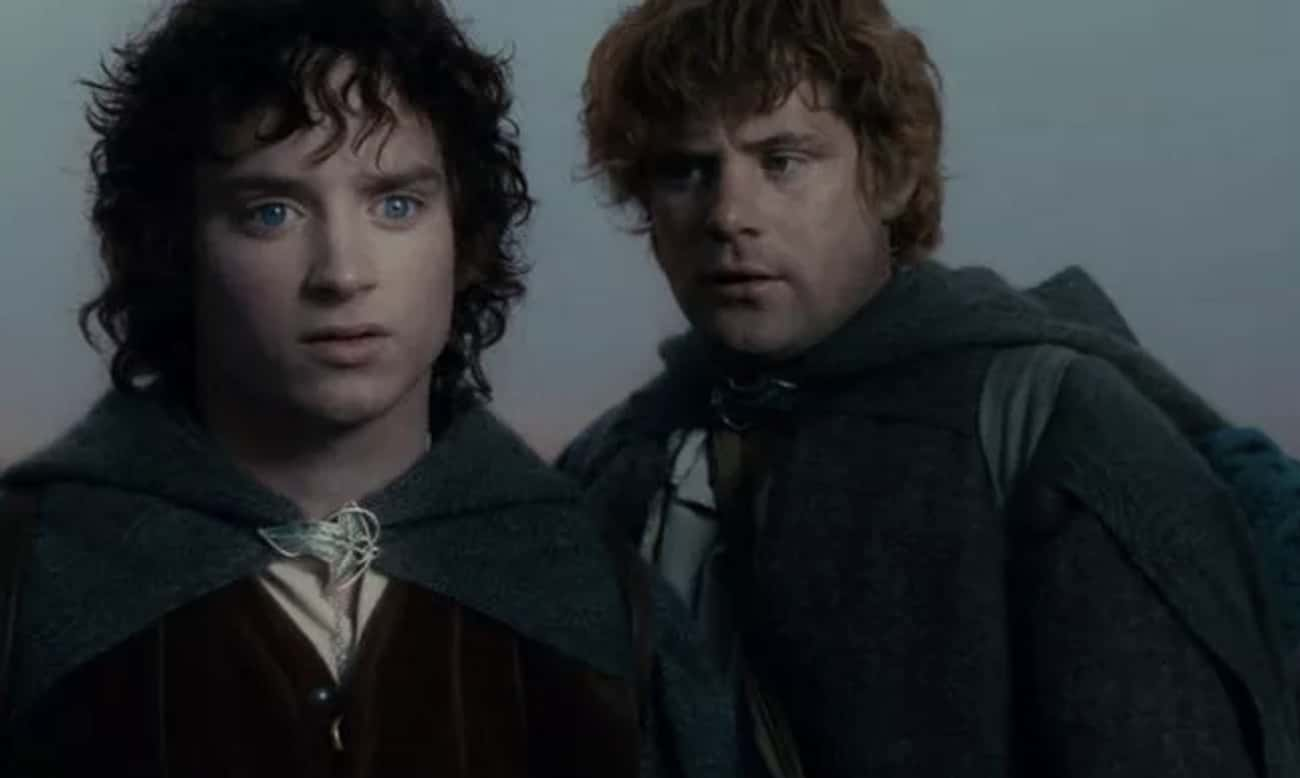 Samwise Gamgee From 'The Lord Of The Rings'