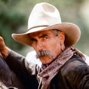 Sam Elliott is listed (or ranked) 9 on the list The Coolest Actors Ever