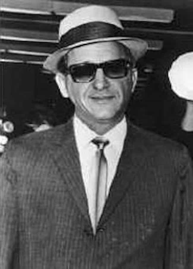 Sam Giancana is listed (or ranked) 4 on the list Marilyn Monroe's Loves & Hookups