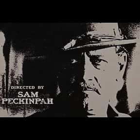 Sam Peckinpah is listed (or ranked) 12 on the list The Best Action Directors in Film History