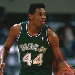 Sam Perkins is listed (or ranked) 21 on the list The Best Dallas Mavericks Small Forwards of All Time