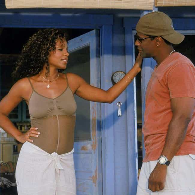 Sanaa Lathan is listed (or ranked) 2 on the list Denzel Washington Loves and Hookups
