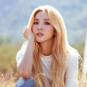 Sandara Park is listed (or ranked) 2 on the list Manila - List of Famous Bands/Musical Artists from Here