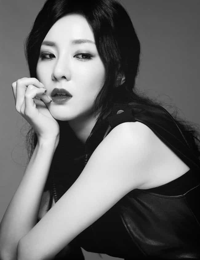 Sandara Park is listed (or ranked) 1 on the list KPop Idols and Their Idols
