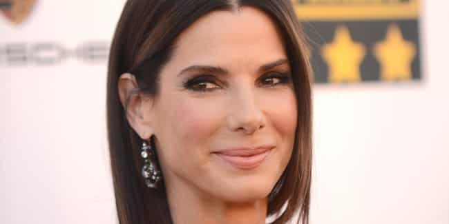 Sandra Bullock is listed (or ranked) 3 on the list 26 Celebrities Whose Parents Are Teachers