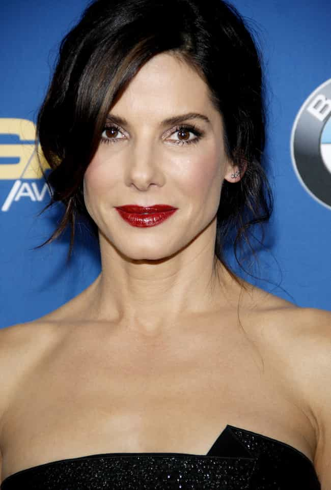 Sandra Bullock is listed (or ranked) 2 on the list 41 Celebrities Who Play Piano