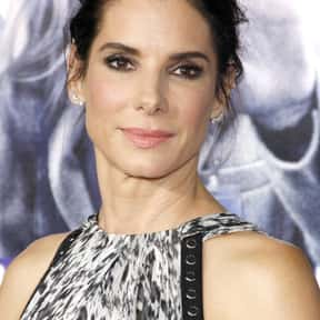 Sandra Bullock is listed (or ranked) 24 on the list The Most Influential Actors Of 2019