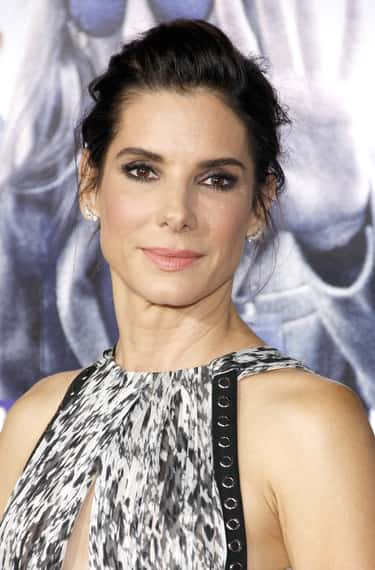 Sandra Bullock is listed (or ranked) 2 on the list Celebrities Who Live in Texas