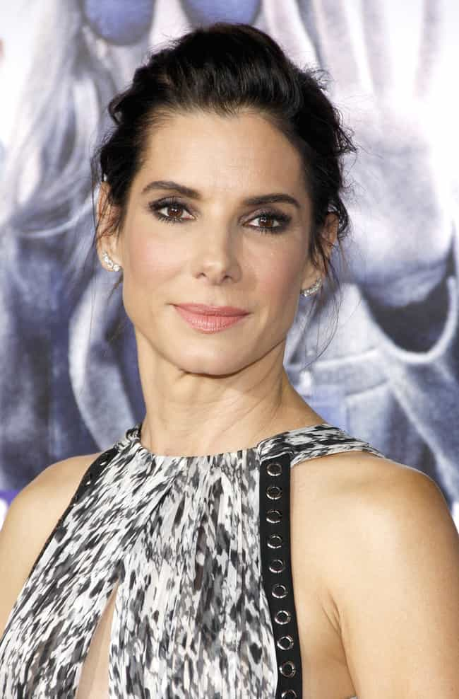 Sandra Bullock is listed (or ranked) 1 on the list Who Is America's Mom in 2019?