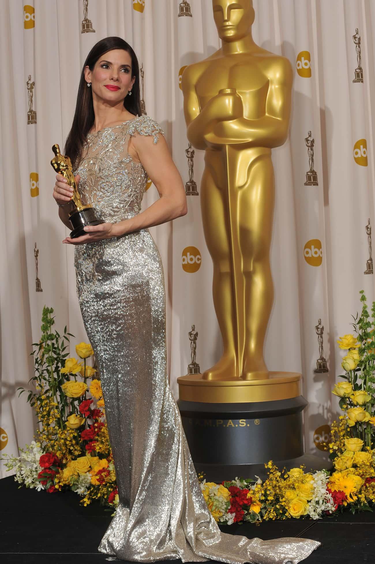 Sandra Bullock is listed (or ranked) 1 on the list The Best Dressed Oscar Winning Ladies of the Millennium