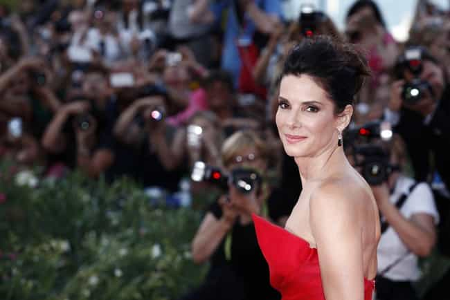 Sandra Bullock is listed (or ranked) 3 on the list 42 Famous ENFPs