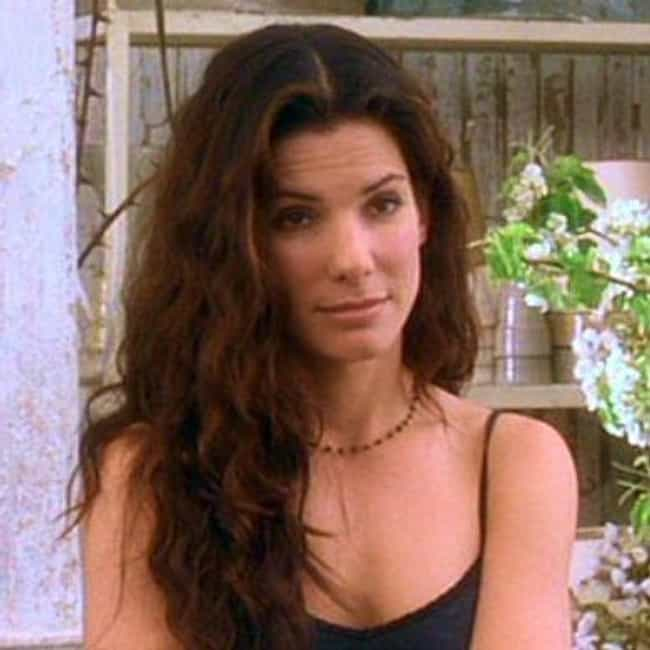 Sandra Bullock is listed (or ranked) 4 on the list 30 Celebrities You Didn't Know Had Tattoos