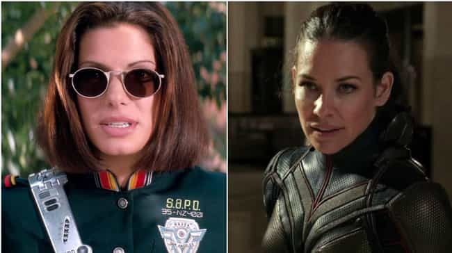 Sandra Bullock is listed (or ranked) 4 on the list Here Is Who Would Play The Avengers If They Were Cast In The '90s