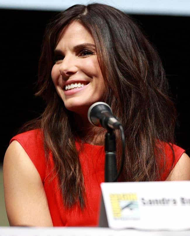 Sandra Bullock is listed (or ranked) 3 on the list Celebrities Who Survived Plane Crashes