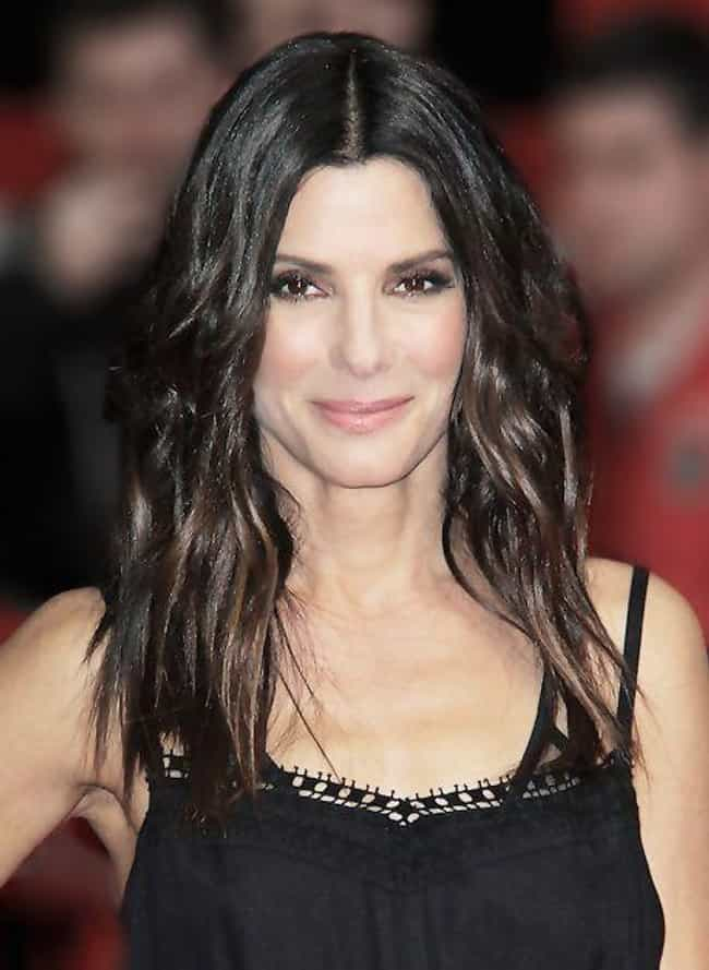 Sandra Bullock is listed (or ranked) 4 on the list 20 Celebrities You Didn't Know Had Tattoos