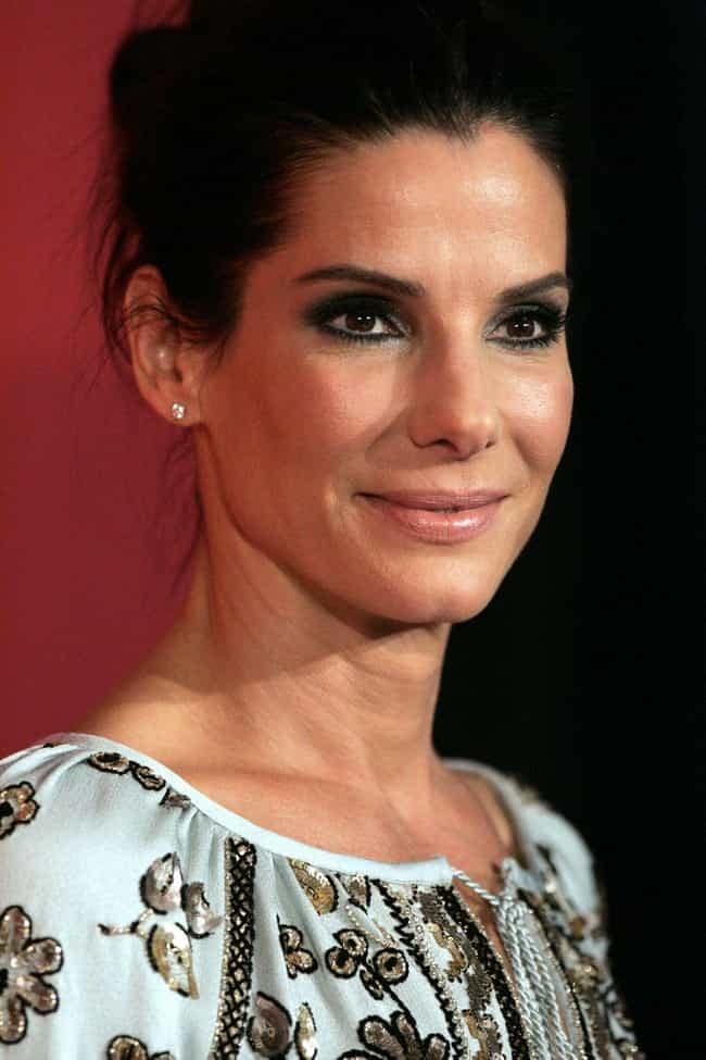 Sandra Bullock is listed (or ranked) 4 on the list 20 Famous Insomniacs