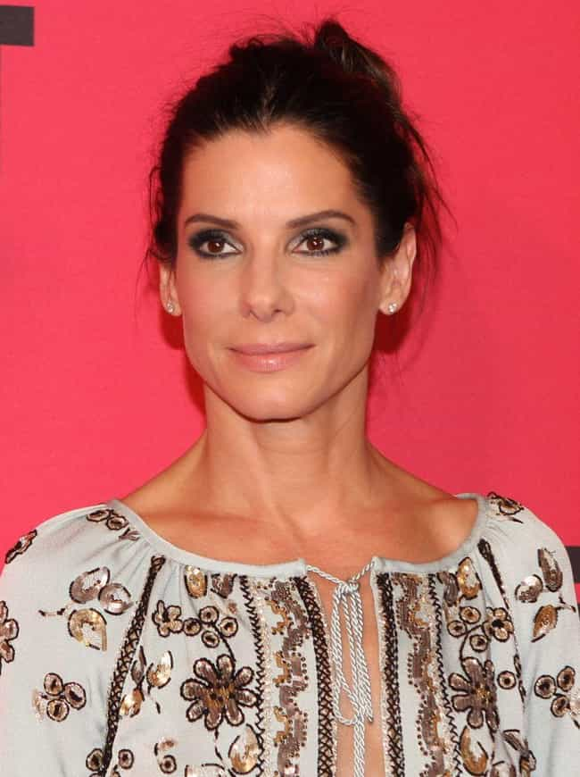 Sandra Bullock is listed (or ranked) 2 on the list 16 Celebrities Who Married Later In Life