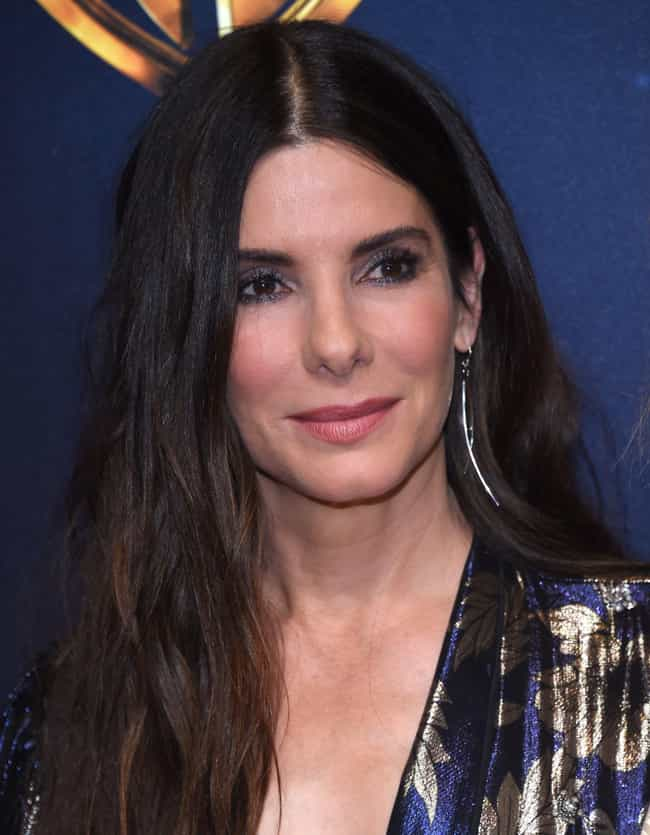 Sandra Bullock is listed (or ranked) 4 on the list The Most Stunning Celebrity Women Over 50