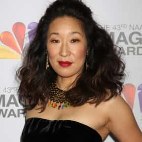 Sandra Oh is listed (or ranked) 20 on the list Famous Cancer Female Celebrities