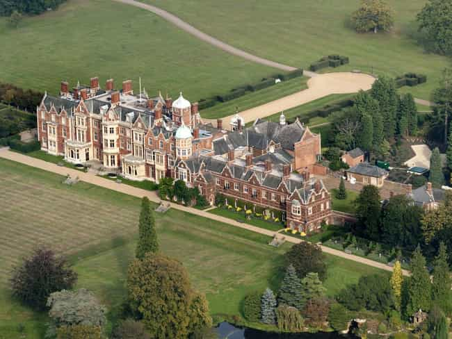 Sandringham House is listed (or ranked) 5 on the list Which Royal Residence Would Be The Best Vacation Destination?