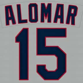 Sandy Alomar, Sr. is listed (or ranked) 6 on the list Famous People Named Sandy