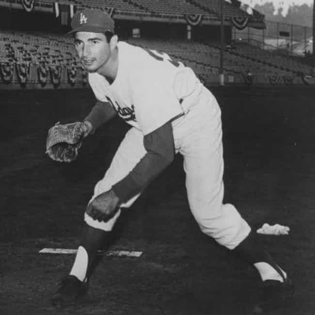 Sandy Koufax is listed (or ranked) 1 on the list The Best Perfect Games In Major League History