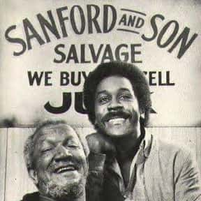 Sanford and Son is listed (or ranked) 13 on the list The Most Important TV Sitcoms