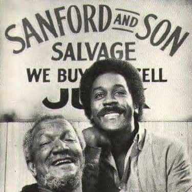 Sanford and Son is listed (or ranked) 1 on the list The Best 1970s Black TV Shows